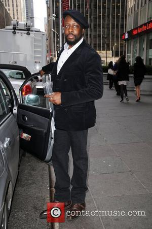 Wyclef Jean out and about in Midtown Manhattan New York City, USA - 08.03.12