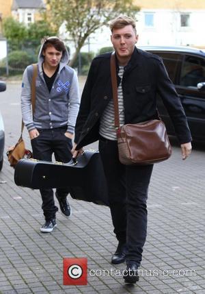 X Factor, James Arthur and Michael Parsons