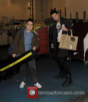 Lucy Spraggan, Rylan Clark and X Factor