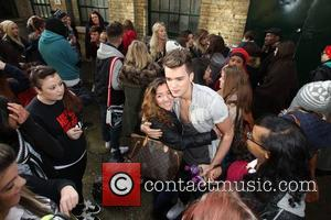 Josh Cuthbert and Union J