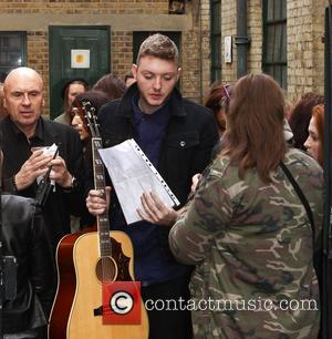 James Arthur and The X Factor