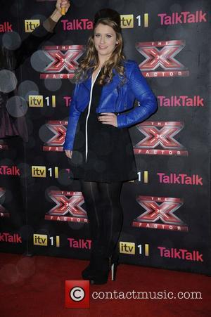 Ella Henderson and X Factor