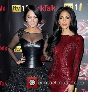 Tulisa Contostavlos, Nicole Scherzinger and X Factor