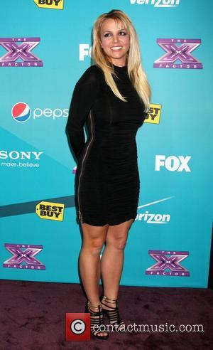 Britney Spears Returning To U.s. X Factor In 2013