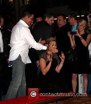 Simon Cowell, Demi Lovato and X Factor