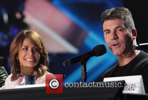 Paula Abdul, Simon Cowell and The X Factor