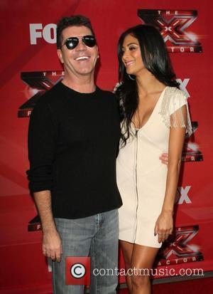 Simon Cowell, Nicole Scherzinger and The X Factor