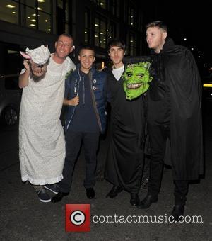 X Factor, Chris Maloney, Jahmene Douglas, Kye Sones, James Arthur and Mahiki