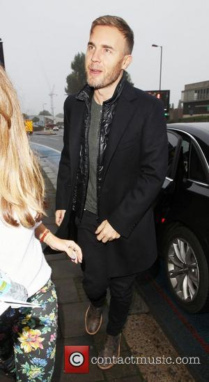 X Factor and Gary Barlow