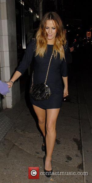 Caroline Fla... X Factor Judges House Guests
