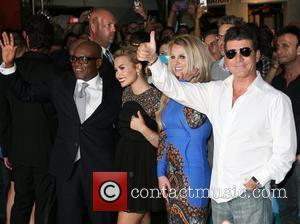 Demi Lovato, Britney Spears, Simon Cowell and X Factor