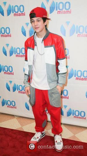 Austin Mahone  Y100's Jingle Ball 2012 at the BB&T Center - Arrivals Miami, Florida - 08.12.12