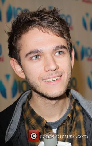 Zedd aka Anton Zaslavski Y100's Jingle Ball 2012 at the BB&T Center - Arrivals Miami, Florida - 08.12.12