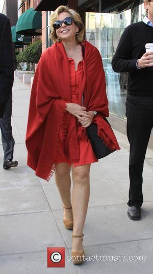 Yeardley Smith leaves a medical building in Beverly Hills Los Angeles, California - 19.01.12