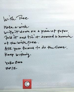 Atmosphere and Yoko Ono
