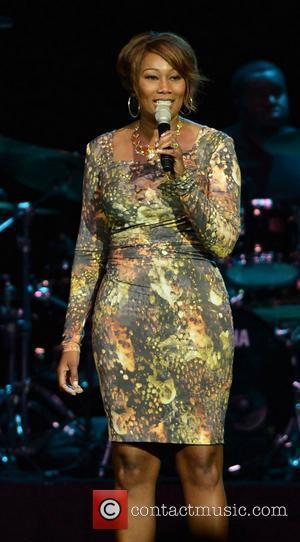 Yolanda Adams performing at Hard Rock Live! at the Seminole Hard Rock Hotel & Casino Hollywood, Florida - 15.07.12