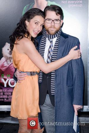 America Oliva and Christian Campbell New York Premiere of 'Young Adult' at the Zigfield Theater New York City, USA -...