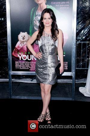 Elizabeth Reaser New York Premiere of 'Young Adult' at the Zigfield Theater New York City, USA - 08.12.11