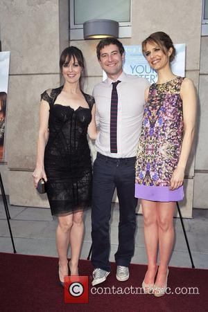 Rosemarie Dewitt and Mark Duplass