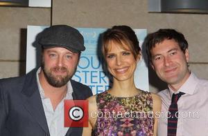 Joshua Leonard, Lynn Shelton, Mark Duplass  Your Sister's Sister Los Angeles Premiere  Held at The Arclight Theatres...