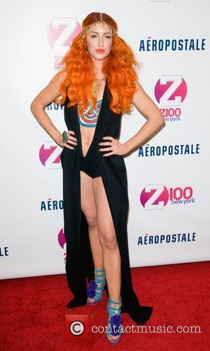 Neon Hitch Z100's 2011 Jingle Ball presented by Aeropostale - Arrivals New York City, USA - 09.12.11