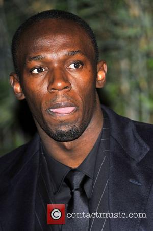 Usain Bolt,  at the Zeitz Foundation and ZSL gala at London Zoo. London, England - 22.11.12