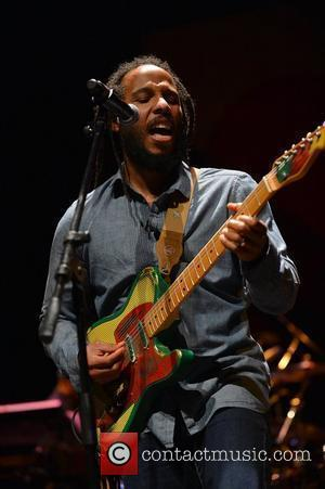 Ziggy Marley performs at Fillmore Miami Beach at Jackie Gleason Theater  Miami, Florida - 09.05.12