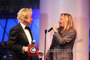 Chris Phillips and Vince Neil