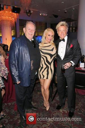 Robin Leach, Coco Austin and Chris Phillips