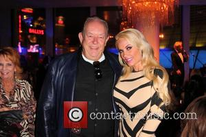 Robin Leach and Coco Austin