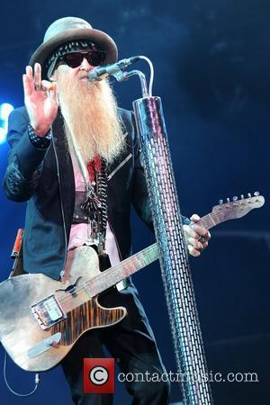 Billy Gibbons  ZZ Top performs at Hard Rock Live! in the Seminole Hard Rock Hotel & Casino  Hollywood,...