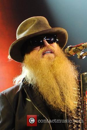 Dusty Hill ZZ Top performs at Hard Rock Live! in the Seminole Hard Rock Hotel & Casino  Hollywood, Florida...