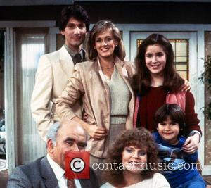 William Bryan Curran, Pamela Brull, Claudia Wells, Ed Asner, Eileen Brennan and R.j. Williams