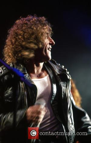 Roger Daltrey performs live at The Marquee Club as a guest appearance for Roger Taylor and The Cross - London,...
