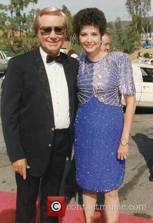 George Jones and Nancy Jones - George Jones archive photos - Nashville, TN, United States - Tuesday 13th April 1993