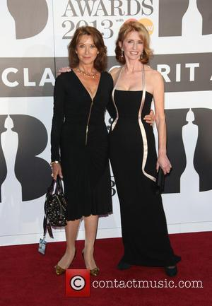 Cherie Lunghi and Jane Asher