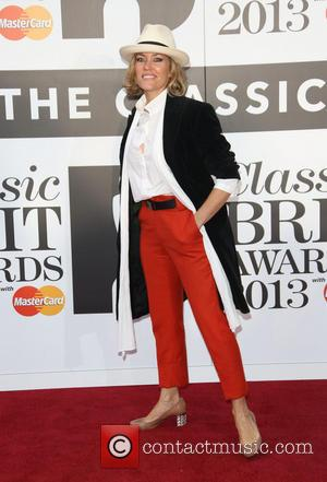 Cerys Matthews - The Classical Brit Awards 2013 held at the Royal Albert Hall - Arrivals - London, United Kingdom...