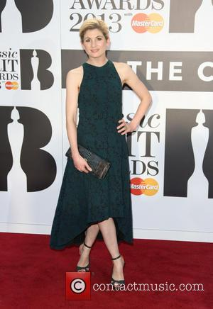 Jodie Whittaker - The Classic Brit Awards 2013 held at the Royal Albert Hall - Arrivals - London, United Kingdom...