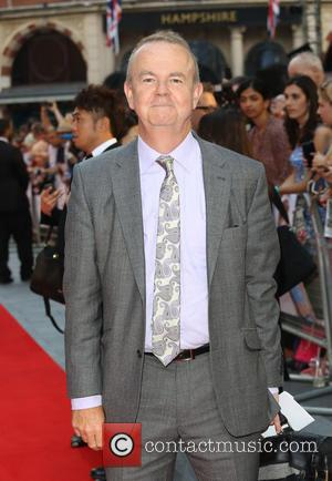 Ian Hislop - Diana UK film premiere held at the Odeon Leicester Square - Arrivals - London, United Kingdom -...