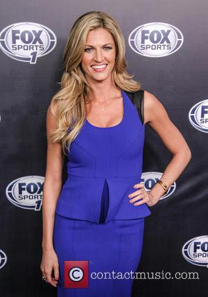 Erin Andrews - 2013 Fox Sports Media Group Upfront After Party - Arrivals - New York City, NY, United States...
