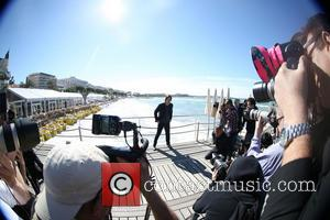Keanu Reeves - 66th Cannes Film Festival - Man of Tai Chi - photocall - Cannes, France - Saturday 1st...