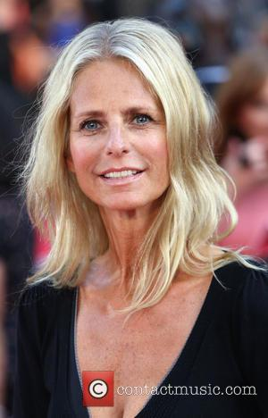 Ulrika Jonsson and daughter Bo - World premiere of 'One Direction: This Is Us' - Arrivals - London, United Kingdom...
