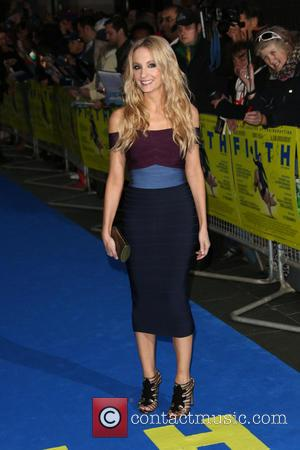 Joanne Froggatt - UK premiere of Filth held at the Odeon - Arrivals - London, United Kingdom - Saturday 1st...