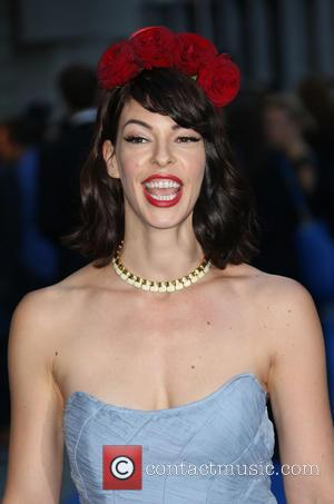 Pollyanna McIntosh - UK premiere of Filth held at the Odeon - Arrivals - London, United Kingdom - Saturday 1st...