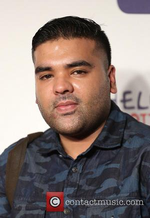 Naughty Boy - Capital FM Jingle Bell Ball 2013 held at the O2 arena - Arrivals - London, United Kingdom...