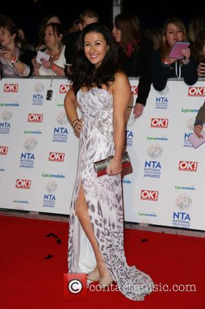 Hayley Tamaddon - The National Television Awards 2014 (NTA's) held at the O2 Arena - Arrivals - London, United Kingdom...