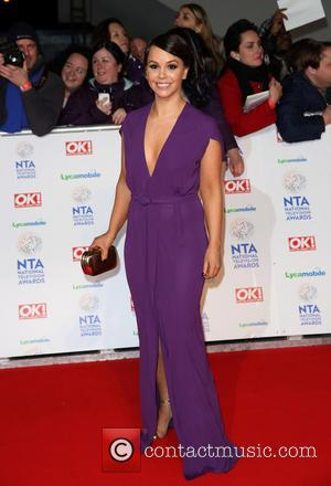 Jessica Fox - The National Television Awards 2014 (NTA's) held at the O2 Arena - Arrivals - London, United Kingdom...