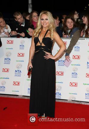 Michelle Hardwick - The National Television Awards 2014 (NTA's) held at the O2 Arena - Arrivals - London, United Kingdom...