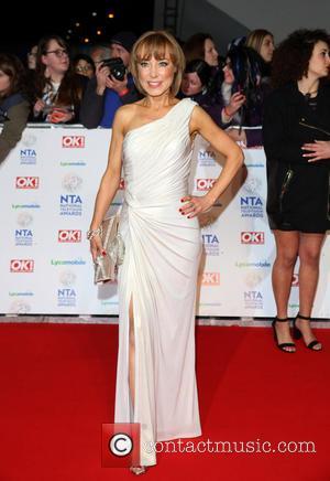 Sian Lloyd - The National Television Awards 2014 (NTA's) held at the O2 Arena - Arrivals - London, United Kingdom...