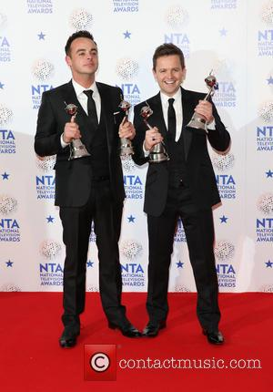 The National, Ant and Dec